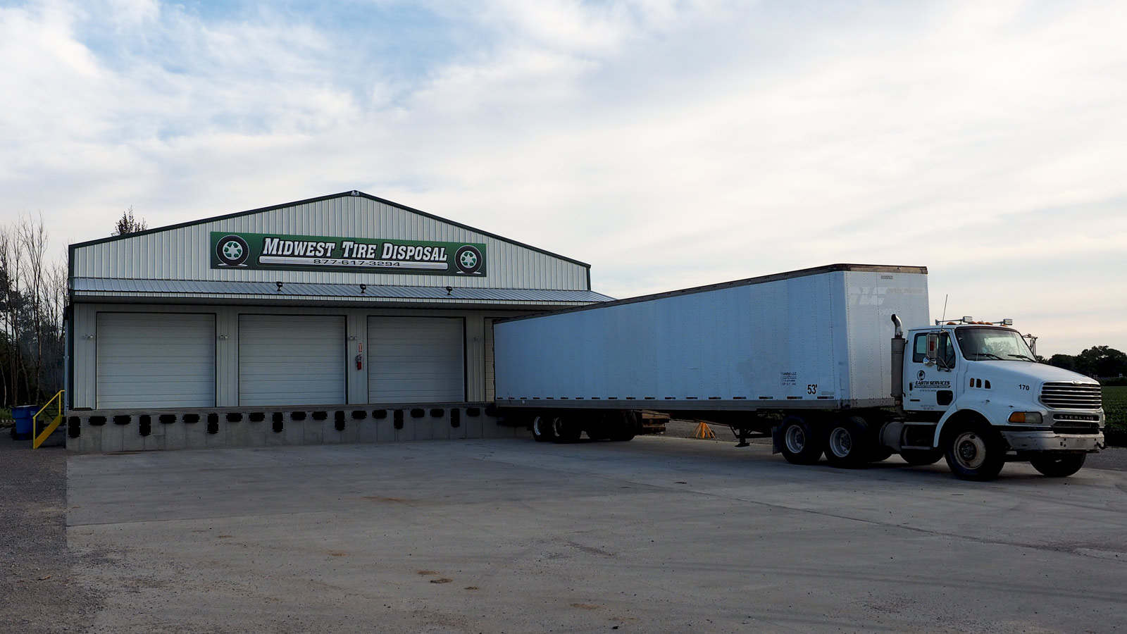 Waste Tire Removal & Recycling - Midwest Tire Disposal